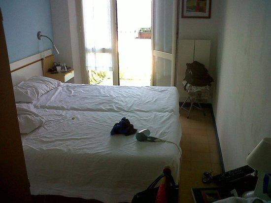 Hotel Bellavista: camera da dentro