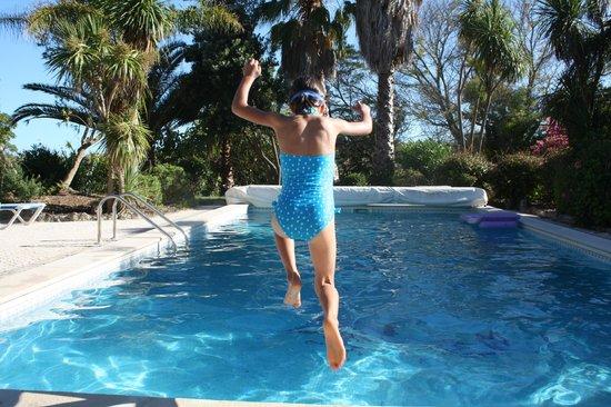 Quinta das Achadas: Pool