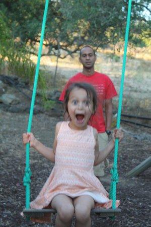 Quinta das Achadas: Playground