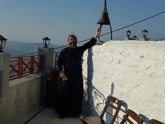 Atlantica Imperial Resort & Spa: Monastery