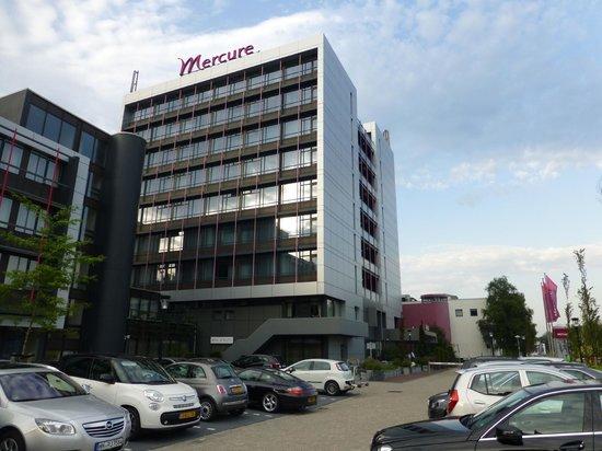 Mercure Groningen Martiniplaza: hotel