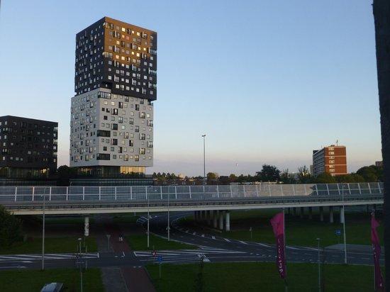 Mercure Groningen Martiniplaza: view