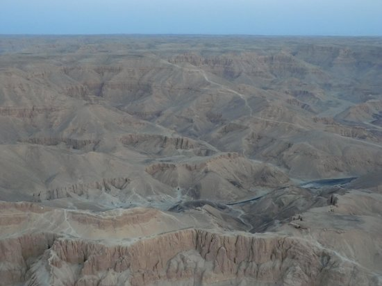 Magic Horizon Hot Air Balloons: Valley of the Kings