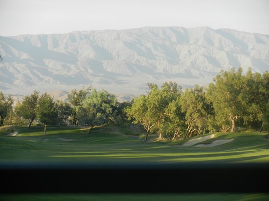 Marriott's Shadow Ridge II- The Enclaves: View from The Grill bar