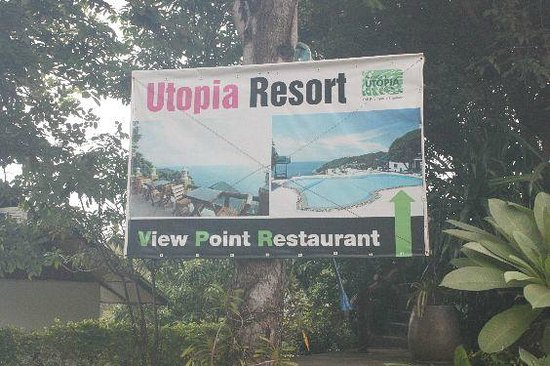 Phangan Utopia Resort: Welcome