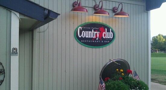 Country Club Restaurant Gardnerville Nv