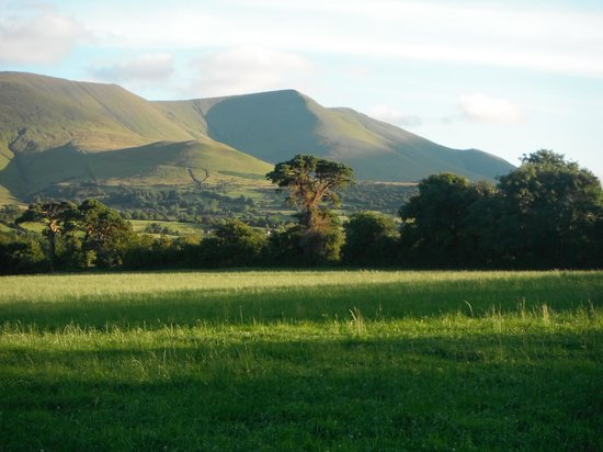 Aherlow House Hotel & Lodges: Galtee mountains