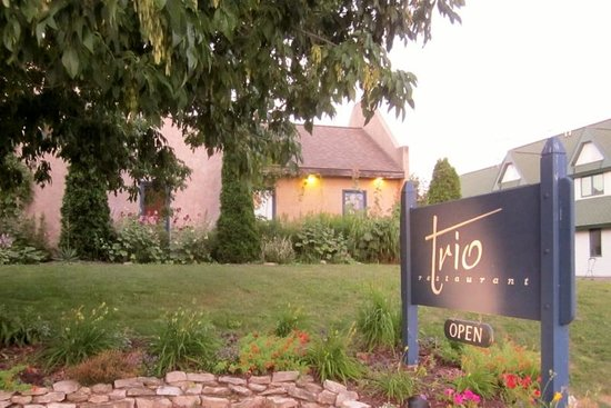 Trio is on Rte. 42 in Egg Harbor
