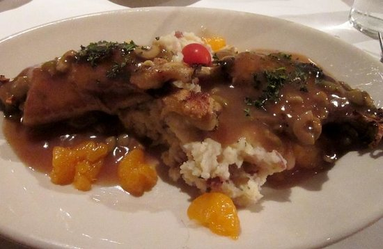 Trio: Roasted Duck Leg Quarters ($18.95)