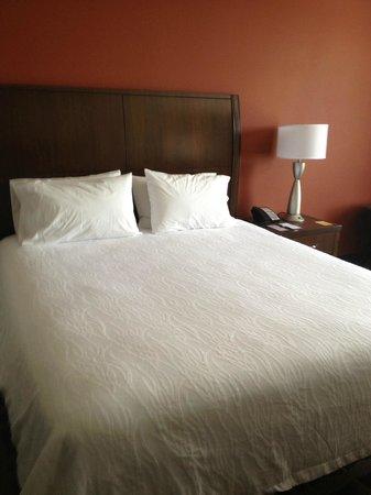 Hilton Garden Inn Dayton South: Bed