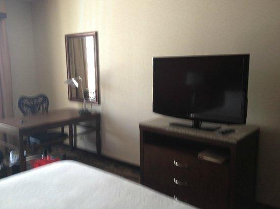 Hilton Garden Inn Dayton South: TV