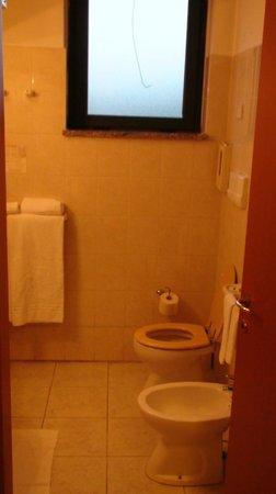 Ascot Lodging: Bathroom
