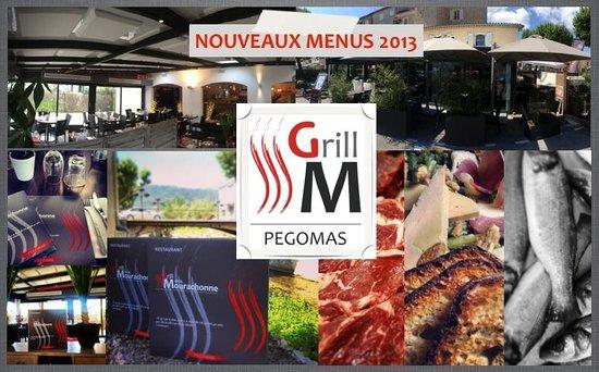 Le Grill de la Mourachonne: Grill M 2013