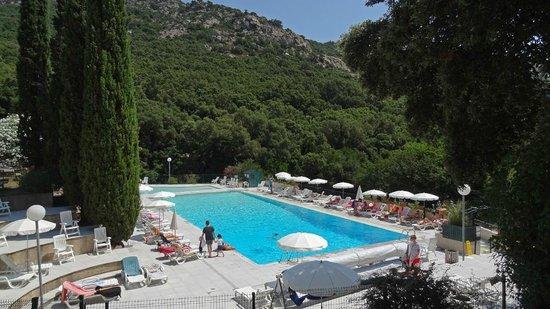 Les Villages Clubs du Soleil - Le Reverdi : piscine
