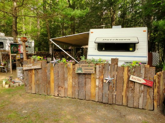 Rusnik Family Campground: my camper