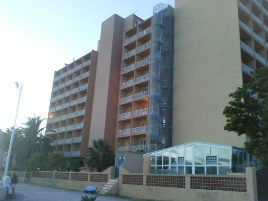 Sol Guadalmar by Melia : façade ouest