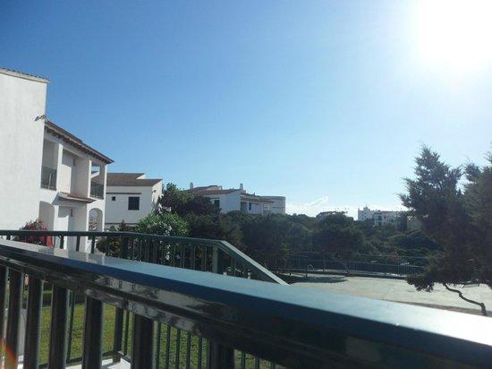Biniforcat Hotel: vistas desde mi terraza