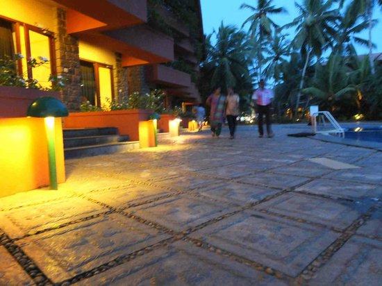 Uday Samudra Leisure Beach Hotel & Spa: ground floor
