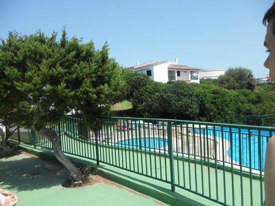 Biniforcat Hotel: piscina