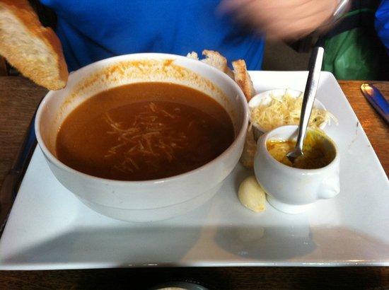 Les Korrigans : Excellent Soup de Poissons