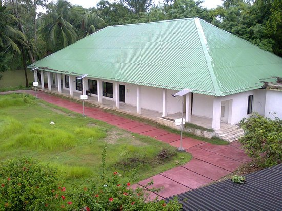 Rupnarayan Tourist Lodge: conference center of the Hotel