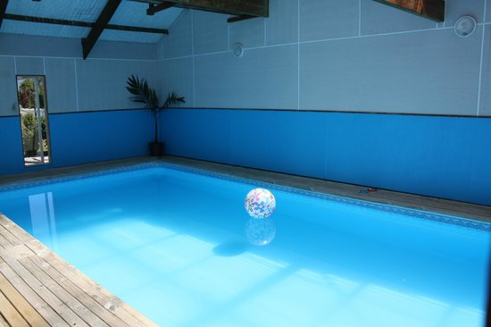 Anatoki Lodge Motel : Piscine