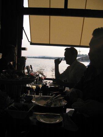 Solsiden : vue sur le fjord