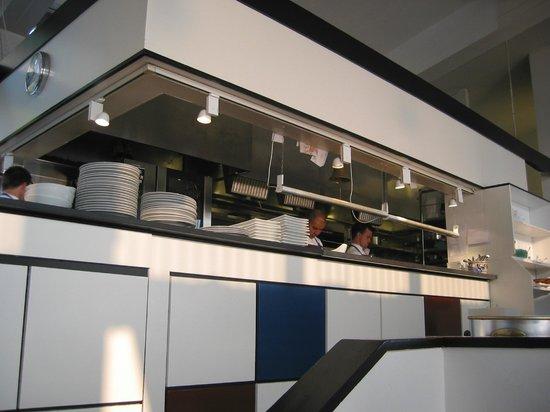 Solsiden : la cuisine