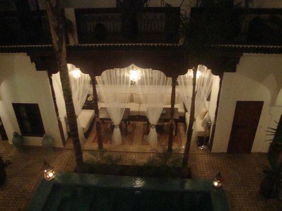 Riad Ghali & SPA: Portico