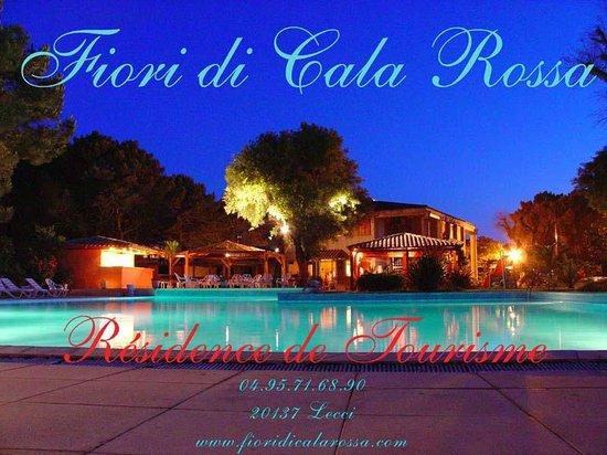 Fiori de Cala Rossa : Notre piscine...