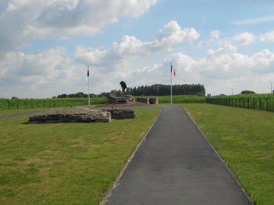 Musee de la Bataille de Fromelles : Parc Mémorial australien