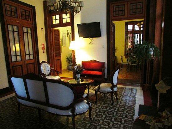 Lima Wari Hotel Boutique: Entrance