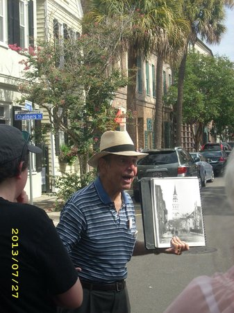 Jack Thomson S Civil War Walking Tour Charleston