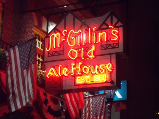 McGillin's Olde Ale House: The place to visit