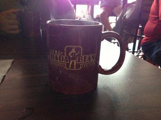 The Bada Bean: coffee, BADA BEAN