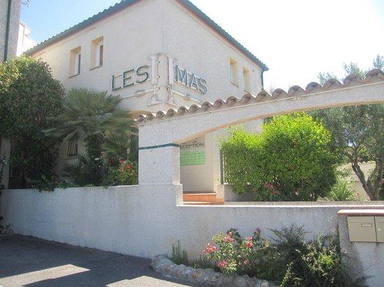 Les II (Deux) Mas Hotel: L'hôtel les II Mas