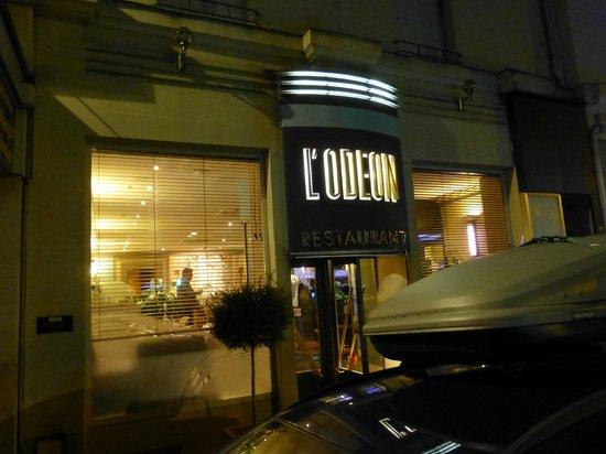L'Odeon Restaurant - Tours