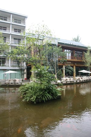 Hongzhu Shan Hotel : hotel