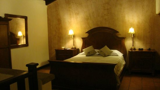Hotel EuroMaya Suites: Habitacion 1 de dos niveles