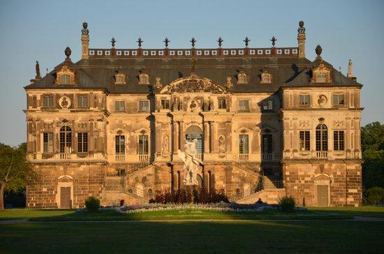 Palais Großer Garten: Palais in Grossen Garden.