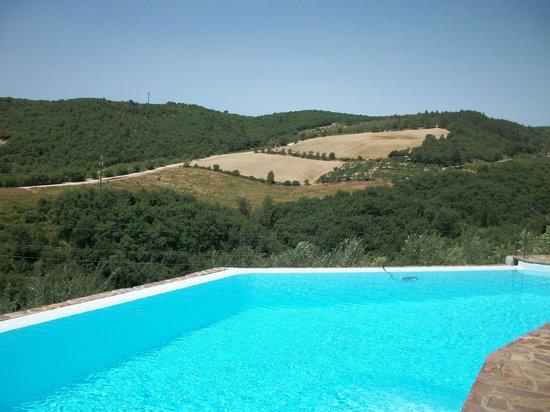 Capannelle Wine Resort : Vista 2