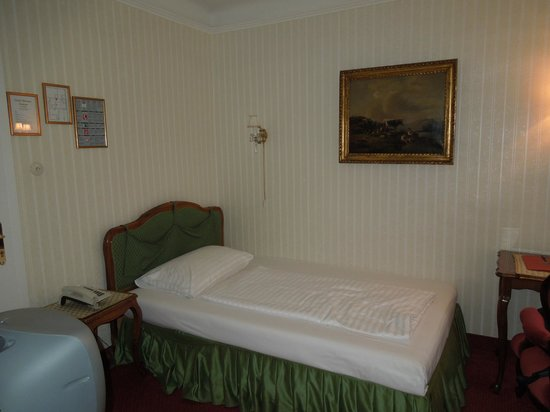 Pension Suzanne: My Room