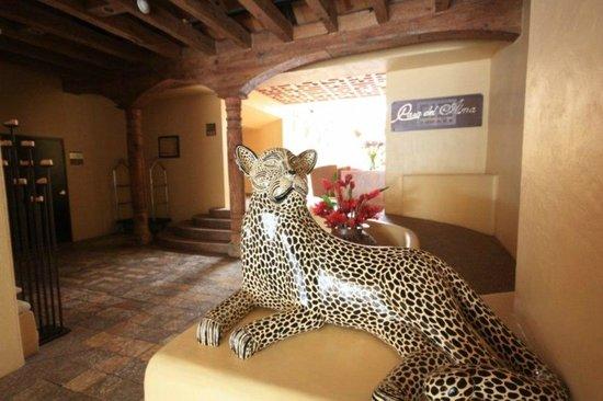 Casa del Alma Hotel Boutique & Spa : Entrada Principal