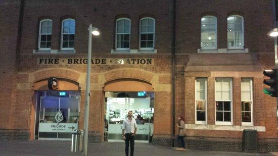 Brigade, The Fire Station: Brigade