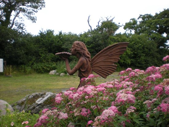 Faeries, faeries everywhere at Gypsy Wood Park.
