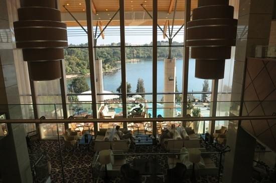 Hotel Monte Mulini: lobby