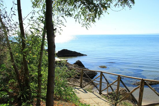 Camping Residence Uliveto: discesa