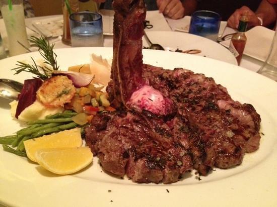 Zanotti : t-bone steak