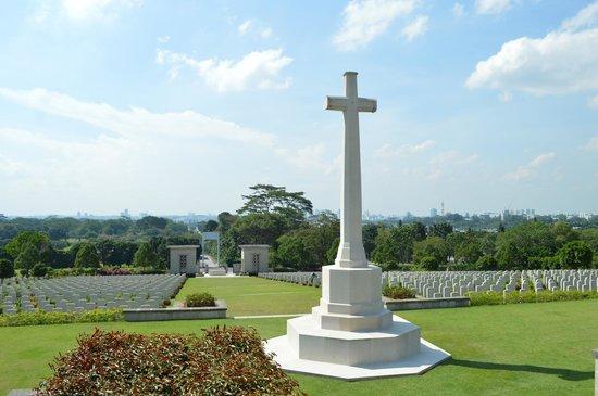 克兰芝阵亡战士公墓