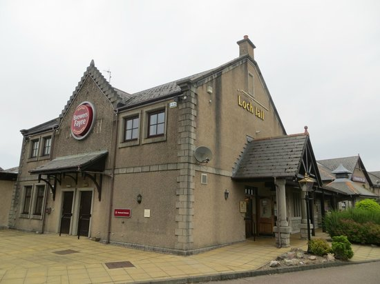 Premier Inn Fort William Hotel : hotel restaurant